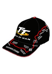 TT Map Cap Black