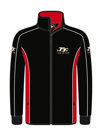 TT Fleece Jacket - click to enlarge