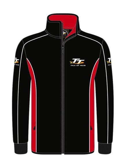TT Fleece Jacket - click to enlarge