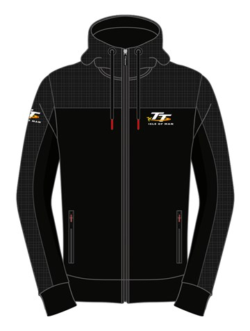 TT Material Shoulder Hoodie - click to enlarge