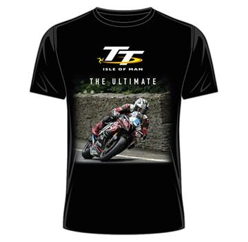 TT 2018 Michael Dunlop T-shirt (black) - click to enlarge
