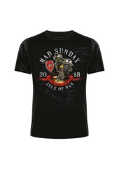 TT 2018 Mad Sunday T-Shirt Black