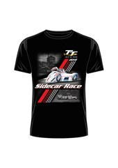 TT 2018 Sidecar T-shirt Black
