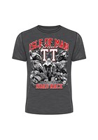 Senior TT Ultimate Road Race T- Shirt Dark Heather