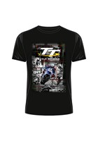 Isle of Man TT 2018 Peter Hickman T-shirt (black)