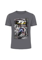 TT 2018 Peter Hickman T-shirt (Grey)