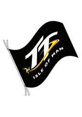TT Flag Black