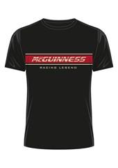 McGuinness Racing Legend T-Shirt Black