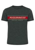 McGuinness Racing Legend T-Shirt Dark Heather