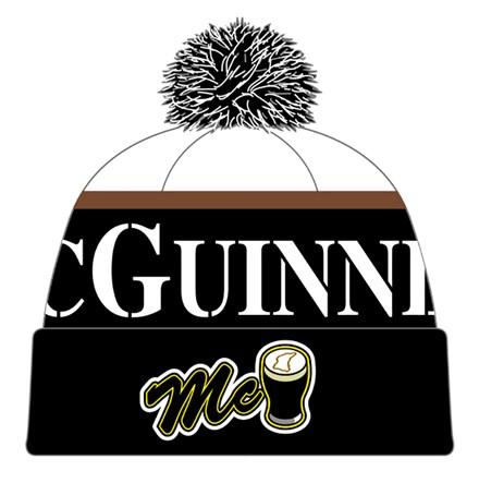 John McGuinness Bobble Hat