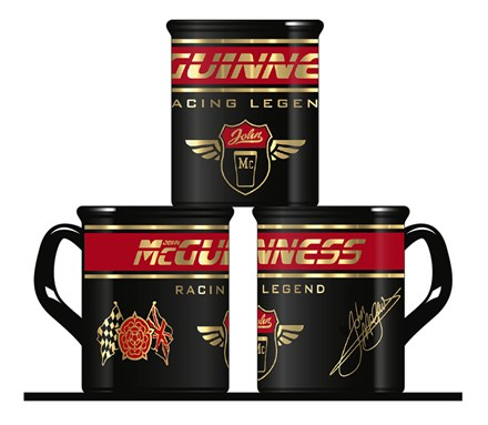 John McGuinness Mug