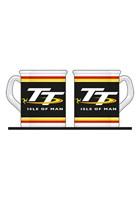TT Logo Yellow/Red Mug