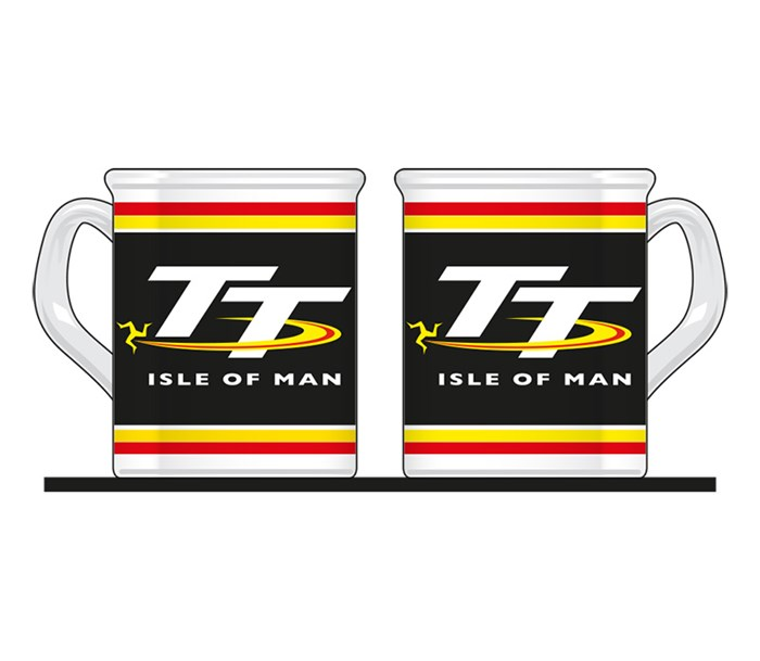 TT Logo Yellow/Red Mug