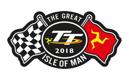 TT 2018 Flag Patch