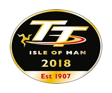 TT 2018 Pin Badge