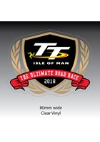 TT 2018 Gold Laurel Sticker