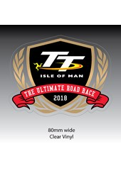 TT 2018 Gold Laurel Sticker