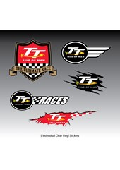 TT 2018 Sticker Set