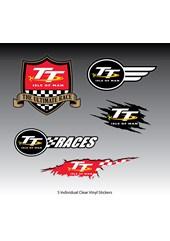 TT 2018 Sticker Set