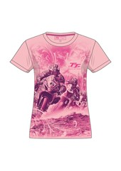 TT Childs T-Shirt Pink
