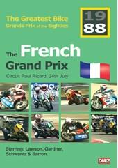 Great Bike Grand Prix of the Eighties France 1988 DVD