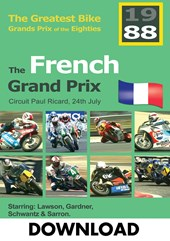 Bike GP 1988 - France Download