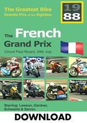 Bike GP 1988 - France Download