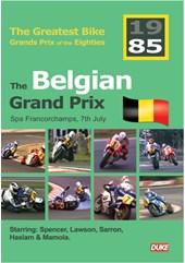 Great Bike Grand Prix of the Eighties Belgium 1985 DVD