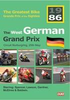 Great Bike Grand Prix of the Eighties Germany 1986 DVD