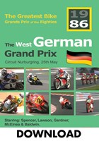 Bike GP 1986 - Germany Download