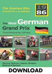 Bike GP 1986 - Germany Download
