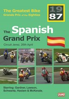 The Spanish Grand Prix 1987 - The Greatest Bike GPs of the Eighties DVD