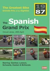 The Spanish Grand Prix 1987 - The Greatest Bike GPs of the Eighties DVD