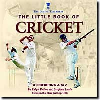 Little Book of Cricket (HB) - click to enlarge
