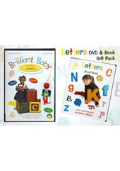 Letters DVD & Book Gift Pack