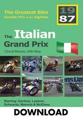 The Italian Bike Grand Prix 1987 Download