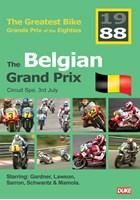 Great Bike Grand Prix of the Eighties Belgium 1988 DVD