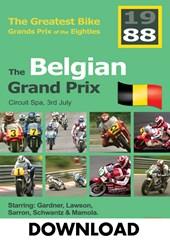 The Belgium Grand Prix 1988 Download