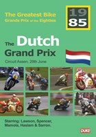 Great Bike Grand Prix of the Eighties Dutch 1985 DVD