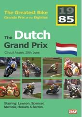 Great Bike Grand Prix of the Eighties Dutch 1985 DVD