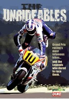 The Unrideables DVD