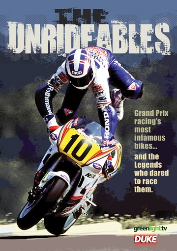 The Unrideables DVD - click to enlarge