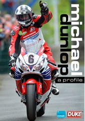 Michael Dunlop, a Profile DVD