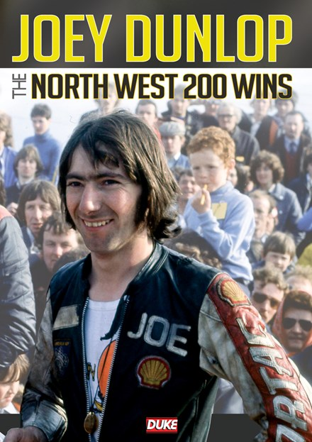 Joey Dunlop: The NW200 Wins DVD