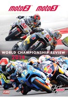 MotoGP Moto2 & Moto3 2014 Review DVD