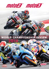 Moto2 and Moto3 2014 Review DVD