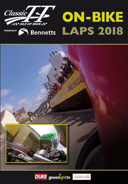 Classic TT 2018 On-Bike Laps DVD