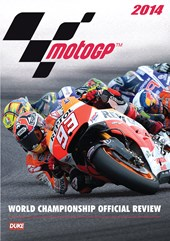 MotoGP 2014 Review DVD