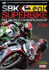World Superbike 2014 Review ( 2 Disc) DVD