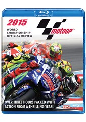 MotoGP 2015 Review Blu-ray